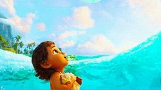 Moana Disney, Disney Pixar, Disney And Dreamworks, Disney Magic, Disney Movies, Walt Disney, Moana Gif, Halloween Imagem, Cartoon House