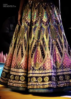 Indian by Manish Arora Indian Bridal Fashion, Indian Bridal Wear, Asian Bridal, Indian Wear, Indian Dresses, Indian Outfits, Indian Clothes, India Fashion, Asian Fashion