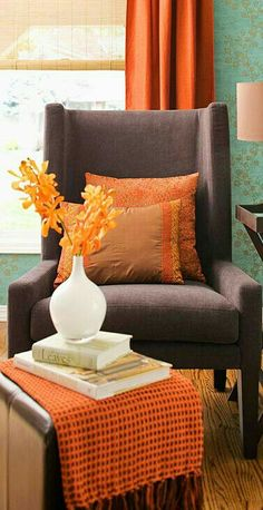 Homedecor Interiordesign Autumndecor Falldecor Richhomecolors Fallhomedecor