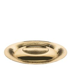 Crafted of brass with a gold-plating, this elegant bowl exemplifies traditional craftsmanship and innovative design aesthetic. The round plate features a. Fruit Holder, Large Plates, Concave, Innovation Design, Silver Plate, Gemstone Rings, Rings For Men, Wedding Rings, Brass