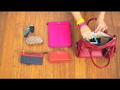 Bag Makeover : Organizing Tips
