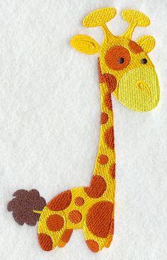 Polka Dot Giraffe