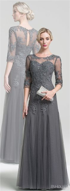 Elegant Mother Of The Bride Dresses Trends Inspiration & Ideas (22)
