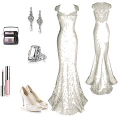 Old Hollywood Glamour Wedding, created by mysjae