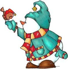 Just Chillin' Snowman - Snowmen Images - Snowmen - Rubber Stamps - Shop Christmas Clipart, Christmas Pictures, Christmas Snowman, Winter Christmas, Christmas Printables, Christmas Drawing, Christmas Paintings, Illustration Noel, Illustrations