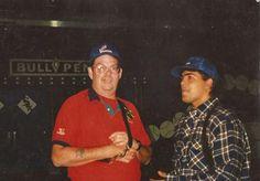 Joe McHale and Ryan Endemann. September 16, 1996.