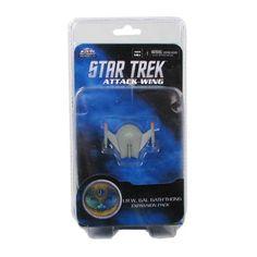 Star Trek Attack Wing Romulan Gal Gath'thong Expansion Pack Star Trek Games, Star Trek Data, Star Trek Ships, Scotty Star Trek, Star Trek Spock, Khan Star Trek, Star Trek Insurrection, Star Trek Communicator, Star Trek Uniforms