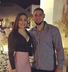Gary Sanchez Wife