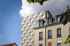 Dance School in Paris by Lankry Architects