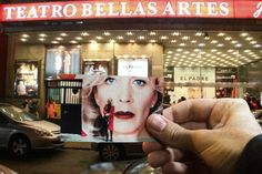 When Almodovars Movies Come to Life Through Photographs in Madrid