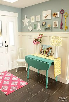 lake cottage style summer house tour, bedroom ideas, decks, dining room ideas, foyer, home decor, porches