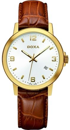 Doxa 204.30.023.02 30th, Watches, Leather, Accessories, Clocks, Clock, Ornament