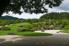 Adachi Museum's Japanese Gardens | by taroimo / タロイモ