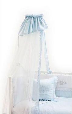 Балдахин на кроватку Fiorellino Prince  — 5090р. --------------- Бренд: Fiorellino, Тип: балдахин