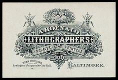 vintage label via sheaff