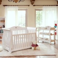 A beautiful cot bed for your beautiful baby