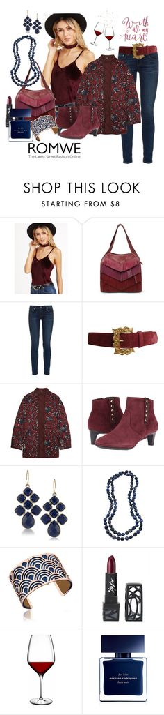 """""""Love this tank~! Romwe"""" by susan-993 ❤ liked on Polyvore featuring Steven, rag & bone, Christian Lacroix, Étoile Isabel Marant, Comfortiva by Softspots, 1st & Gorgeous by Carolee, Pearlz Ocean, Les Georgettes, The Lip Bar and Luigi Bormioli"""