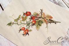 Осенний шиповник