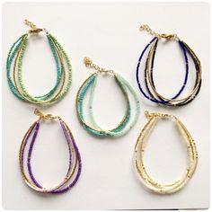 Der hersker vidst ingen tvivl om, at de smukke Delica-perler er blevet det helt nye smykke-trend på det seneste og jeg må da nok og...