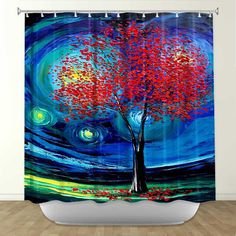 Artistic Shower Curtains by DiaNoche by DianocheDesignsDecor, $89.00