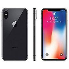 Apple iPhone X Space Grey Ricondizionato Grado A Apple Iphone, Iphone 8, Smartphones For Sale, Gifts, Ebay, Space, Amazon, Degree Of A Polynomial, Floor Space