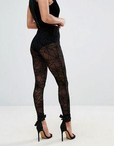 Asos Online Shopping, Online Shopping Clothes, Petite Leggings, Halloween Leggings, Asos Petite, Latest Fashion Clothes, Tights, Mesh, Stockings