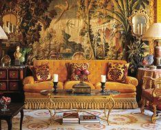 French Interior, Interior Walls, Modern Interior Design, Urban Deco, Zebra Decor, Dark Home Decor, Parisian Apartment, Paris Apartments, Home Wallpaper