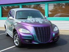 PT Cruiser Accessories | Love the color!