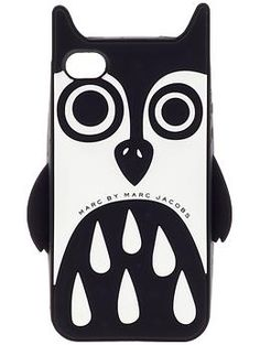 Marc by Marc Jacobs Javier iPhone 4 Case | Piperlime HOLY CRAP AWESOME! If this beast fits on a 4S I will be in love