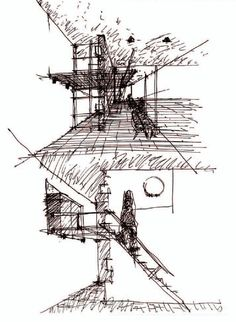 #ClippedOnIssuu from SOUTO DE MOURA. COMPLETE WORK. Drawing Sketches, Drawings, Architecture Sketchbook, Architectural Sketches, Architecture Sketches, Dibujo, Sketch, Sketches, Architecture Drawings