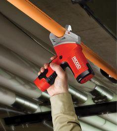RIDGID cutter Threading Machine, Plumbing Tools, Recording Equipment, The Unit, Digital