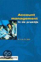 Account management in de praktijk -  Verra, Gerben J. -  plaats 367.9 # Relatiemarketing