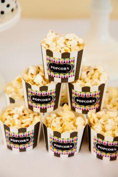 Mini Popcorns!