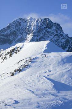 Oetztal - Tirol, Austria
