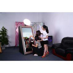 Mirror Photo Booth - Shenzhen Eagle Technology Co. Mirror Photo Booth, Digital Signage, Shenzhen, Technology, Design, Digital Signature, Tech, Tecnologia
