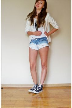 Diy shorts - Chictopia Mobile