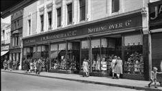 Regent St. Woolworth, historic look at Swindon.