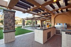 Amazing outdoor living space! www.findinghomesinhenderson.com #realestate #luxuryhomes