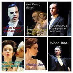 Oh Ramin...