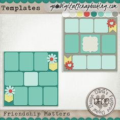 July Mixology Friendship Matters Template Pack $1.20 2 weeks only http://www.godigitalscrapbooking.com/shop/index.php?main_page=product_dnld_info&cPath=234_398_392&products_id=25164