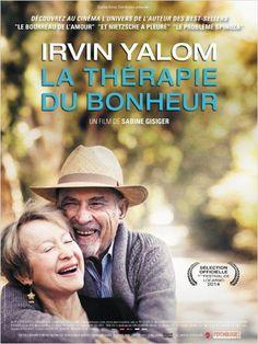 """Irvin Yalom : La Thérapie du bonheur"", un documentaire de Sabine Gisiger avec Irvin D. Yalom, Marilyn Yalom... (05/2015) ♥♥♥"