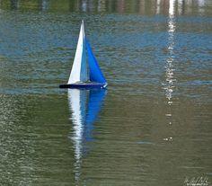Afloat | H Hugh Miller #photography #sailboat #afloat #floating #water #art #artwork #sealife