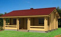 Casas de Madera Elly
