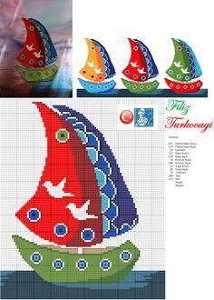 Billedresultat for www filiz türkocağı Cross Stitch Sea, Cross Stitch Flowers, Cross Stitch Charts, Cross Stitch Designs, Cross Stitch Patterns, Loom Patterns, Cross Stitching, Cross Stitch Embroidery, Embroidery Patterns