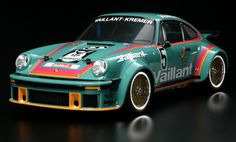 1/10 EP R/C - Porsche Turbo RSR Type 934 - Tamiya