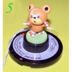 Pokemon Teddiursa Trading Figure Game TFG figure