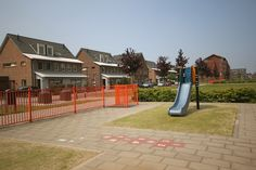 """The property is located in a residential street with a playground on the wide green strip on the front. Within walking distance you find shopping center """"Floriande"""". There are also several primary schools, the Lyceum Haarlemmermeer and library within walking distance. There is ample parking in front but the driveway has space for several cars. The relative accessibility of public transport and roads to Amsterdam, Schiphol, The Hague and Haarlem is excellent."""