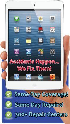 iPad Mini 3 Insurance