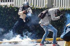 ¡EL MUNDO LO PIDE! Alemania exige al gobierno de Maduro garantizar derecho de manifestación y evitar violencia - http://wp.me/p7GFvM-GdB