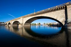The London Bridge today - An Arizona attraction with a fascinating story to tell